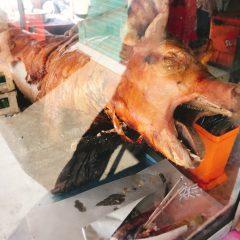バリ島の伝統料理「バビ・グリン」をウエストバリで♪